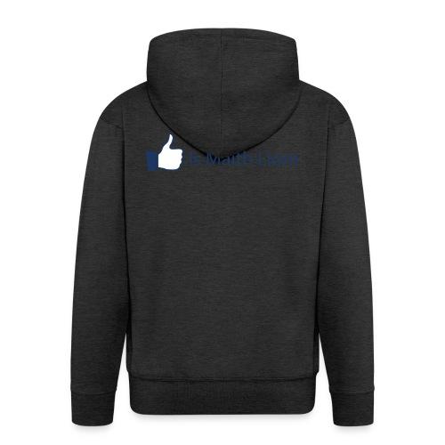 like nobg - Men's Premium Hooded Jacket