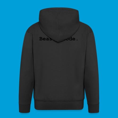Beasts Code. - Men's Premium Hooded Jacket