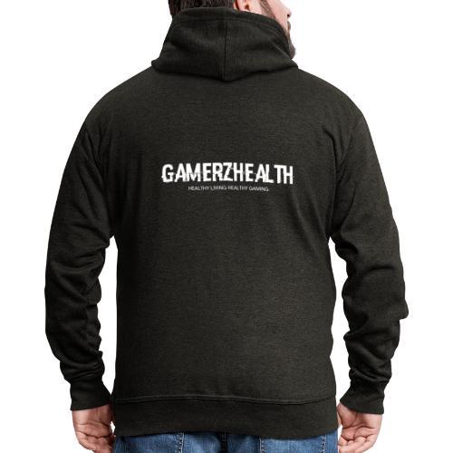 Gamerzhealth - Mannenjack Premium met capuchon