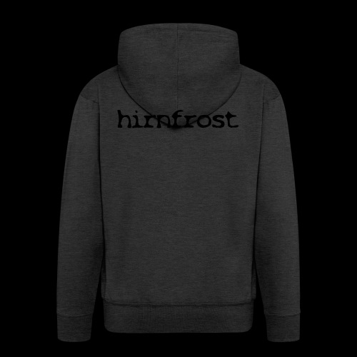 Hirnfrost - Männer Premium Kapuzenjacke
