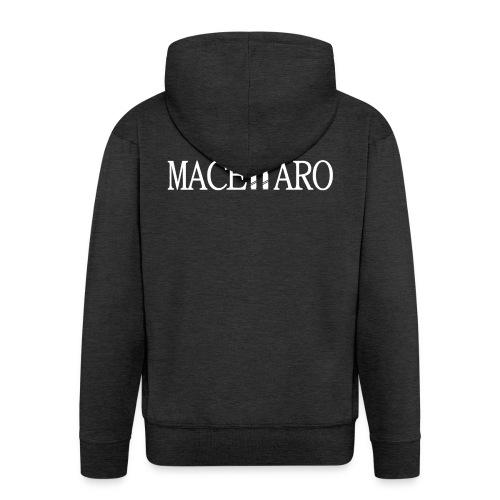 MARCELLARO T-SHIRT - Herre premium hættejakke