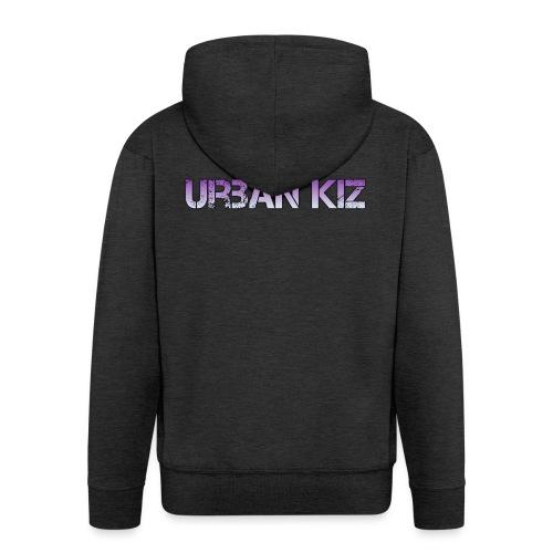 Urban Kiz - Original Style - Felpa con zip Premium da uomo