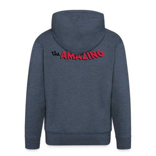 Amazing - Mannenjack Premium met capuchon