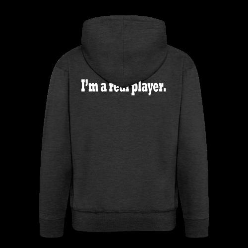 PLAYER - Men's Premium Hooded Jacket