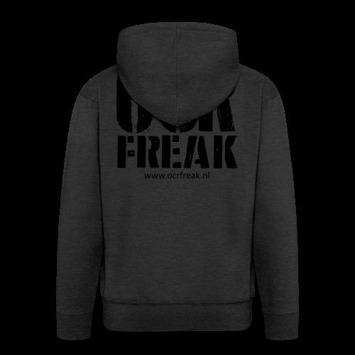 OCR Freak - Mannenjack Premium met capuchon
