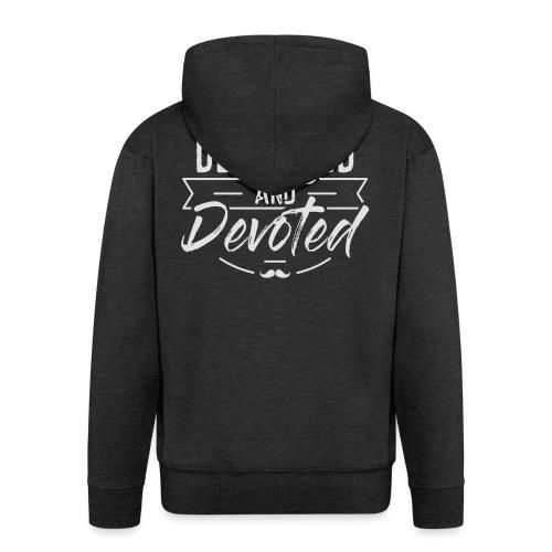 DAD_Dedicated And Devoted by Saltees.nl - Mannenjack Premium met capuchon