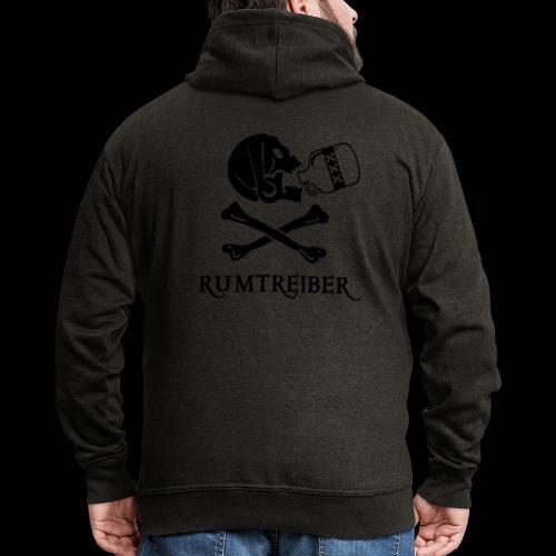 ~ Rumtreiber ~ - Männer Premium Kapuzenjacke