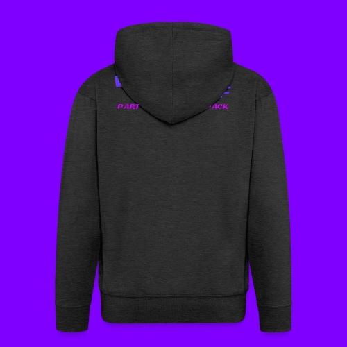WINTERWOLF LOGO Part of The Wolfpack T-shirt - Mannenjack Premium met capuchon