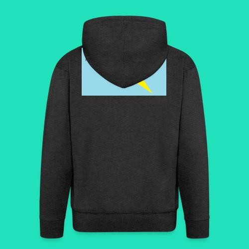 Etui Piorunowe Na Telefon 6s - Rozpinana bluza męska z kapturem Premium