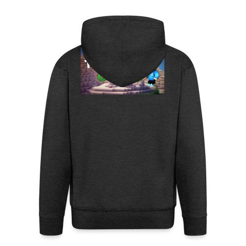 Tobias Norsk Gaming - Premium Hettejakke for menn