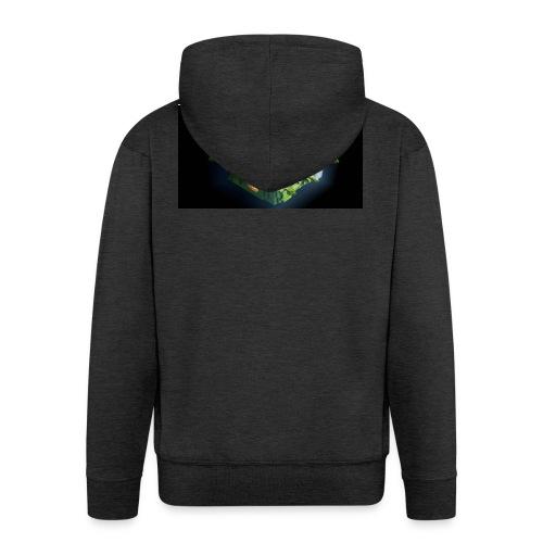 T-shirt SBM games - Mannenjack Premium met capuchon