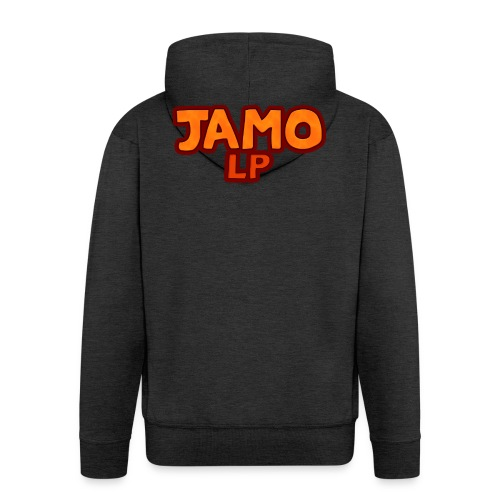 JAMOLP Logo Mug - Herre premium hættejakke
