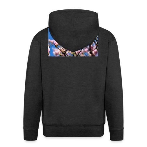 Magnolia - Men's Premium Hooded Jacket
