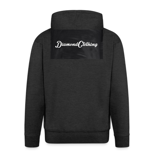 Diamond Clothing Original - Men's Premium Hooded Jacket