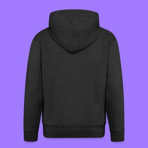 curtdoespcgaming logo #2 - Men's Premium Hooded Jacket