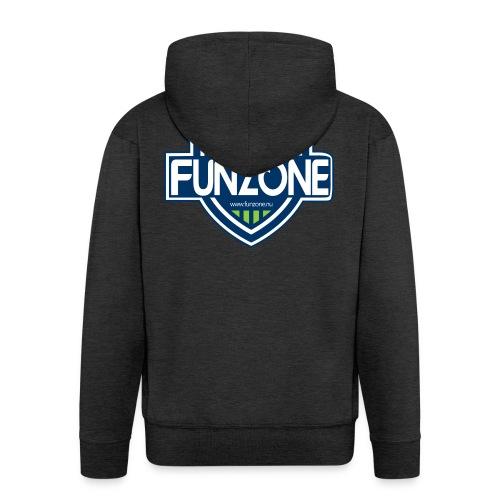 Funzone_logo_ljus_bakgrund - Premium-Luvjacka herr