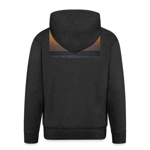 DSC02255 - Rozpinana bluza męska z kapturem Premium