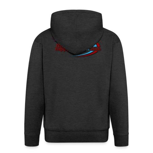 The Happy Wanderer Club Merchandise - Men's Premium Hooded Jacket
