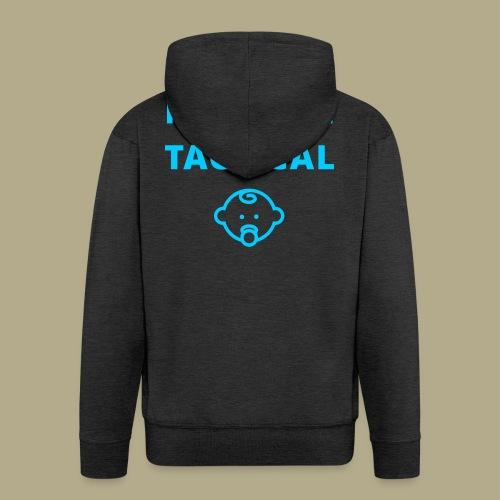 Tactical Baby Boy - Mannenjack Premium met capuchon