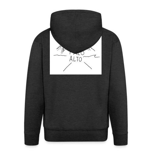 PALO ALTO California - Chaqueta con capucha premium hombre