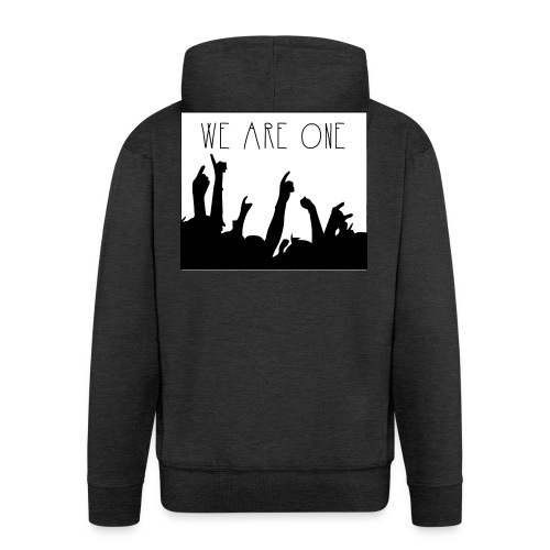 We Are One Hoody Women - Mannenjack Premium met capuchon