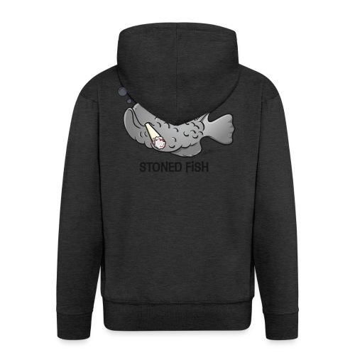 stonedfish - Männer Premium Kapuzenjacke