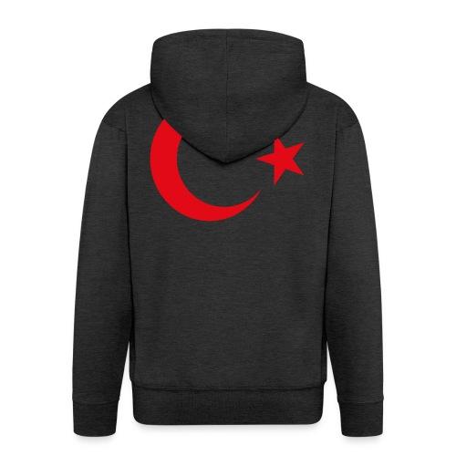lphone 4/4S Turkey Case - Mannenjack Premium met capuchon