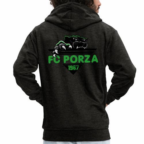 FC Porza 1 - Männer Premium Kapuzenjacke