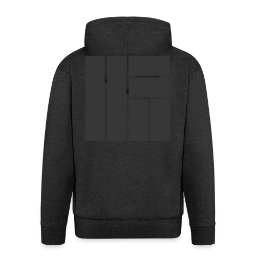 NÖRCup Black Iconic Edition - Men's Premium Hooded Jacket