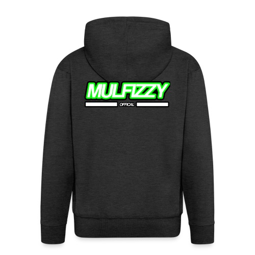 Mulfizzy T-Shirt - Men's Premium Hooded Jacket
