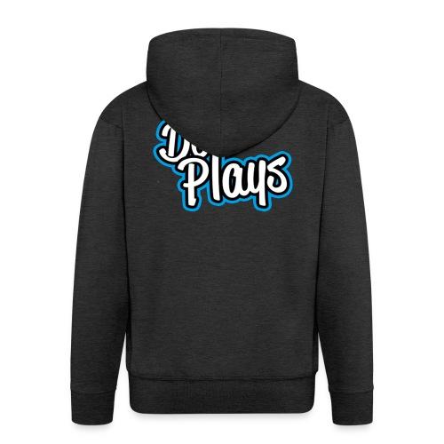 Vrouwen T-Shirtje | DoPlays - Mannenjack Premium met capuchon