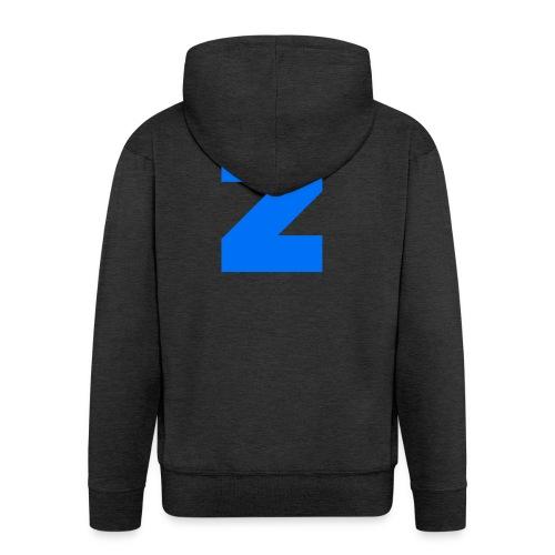 #2 HOODIE - Men's Premium Hooded Jacket