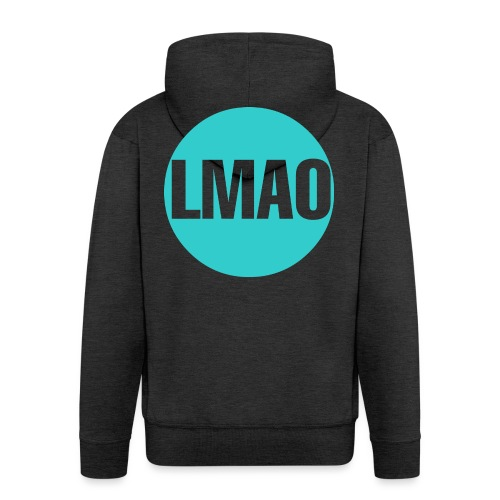 Camiseta Lmao - Chaqueta con capucha premium hombre