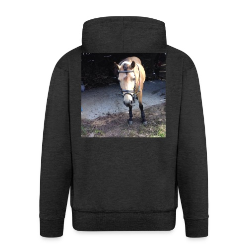 Häst - Premium-Luvjacka herr