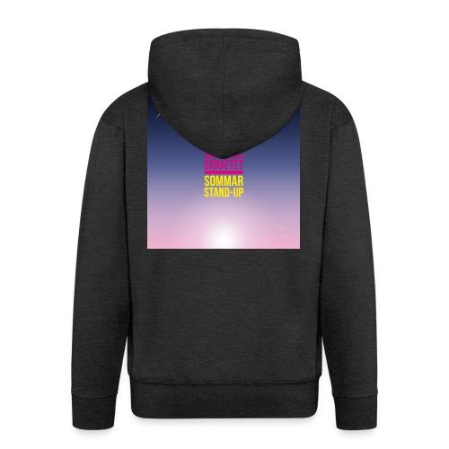 T-shirt dam Skärgårdsskrattet - Premium-Luvjacka herr