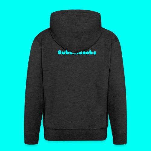 BubbelBoobs Trui - Mannenjack Premium met capuchon