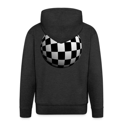 bola 3d - Men's Premium Hooded Jacket