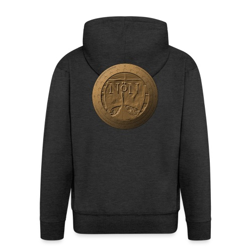 Norröner Coin - Premium-Luvjacka herr