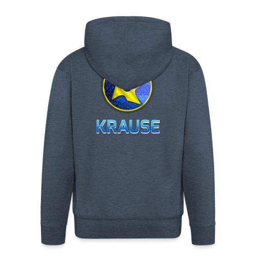 Krause shirt - Herre premium hættejakke