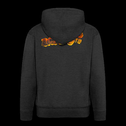 Maglietta PuntoACapo- Original Design- - Felpa con zip Premium da uomo