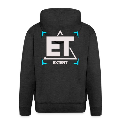 Extent eSports - Men's Premium Hooded Jacket