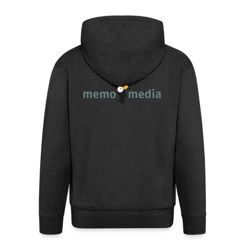 Memo - Männer Premium Kapuzenjacke