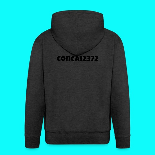 Conca12372 - Men's Premium Hooded Jacket