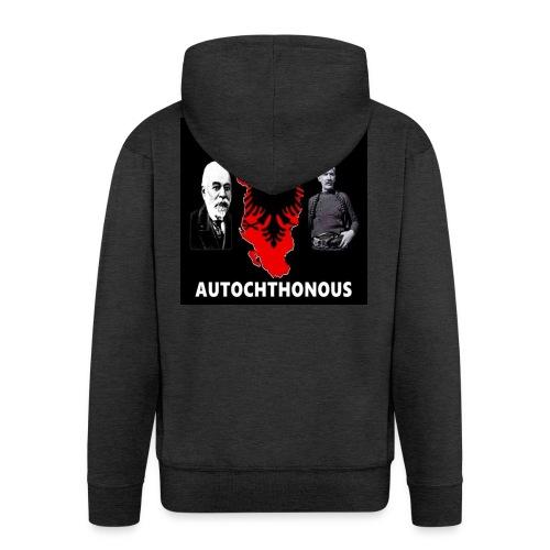 Autchthonous - Männer Premium Kapuzenjacke