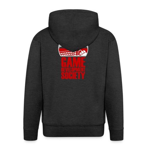 Game Development Society - Men's Premium Hooded Jacket