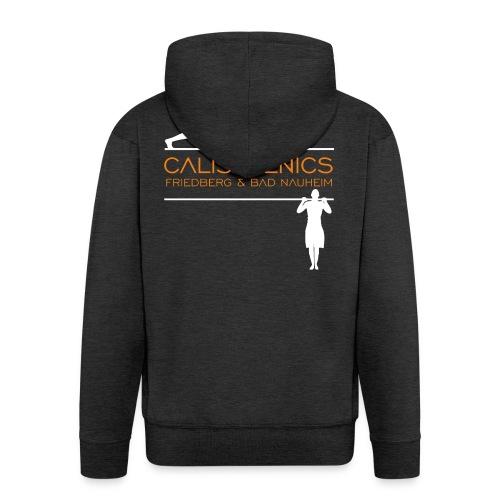 Calis Logo HiRes test - Männer Premium Kapuzenjacke