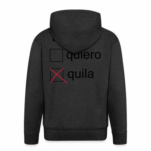 tequila - Veste à capuche Premium Homme