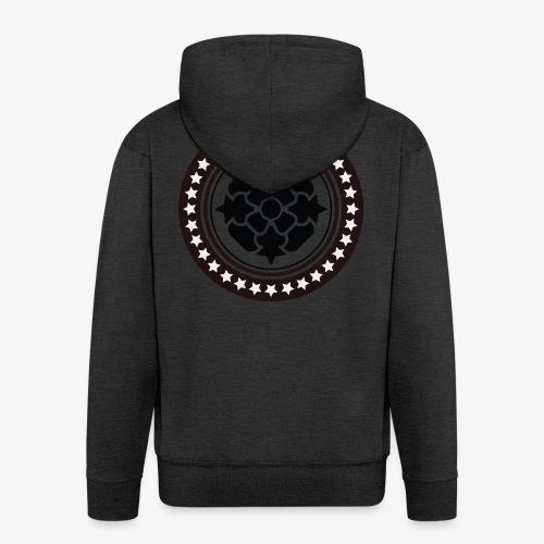 Tribal 1 - Men's Premium Hooded Jacket