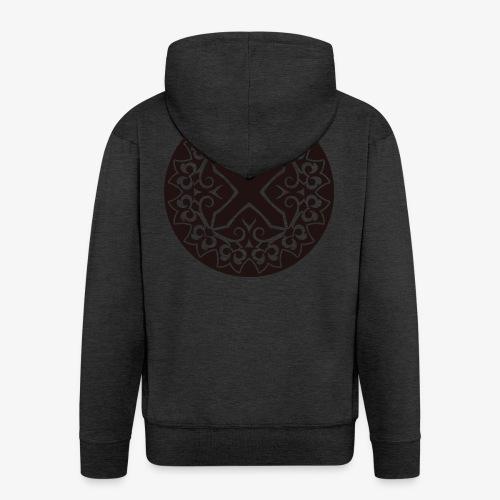 Tribal 2 - Men's Premium Hooded Jacket