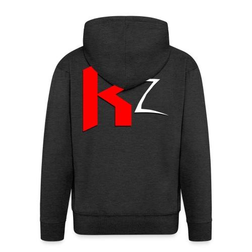 KAIIZEN - Veste à capuche Premium Homme